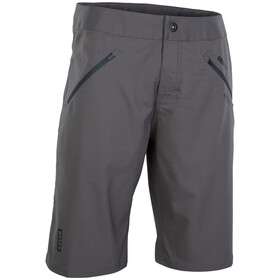 ION Traze Short de cyclisme Homme, grey